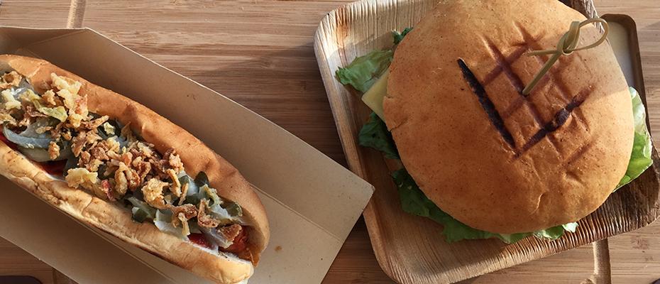Hotdog.de-Catering: Hotdog & Burger