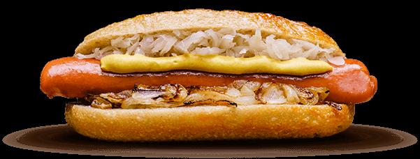 Hot Dog Kraut Rezept